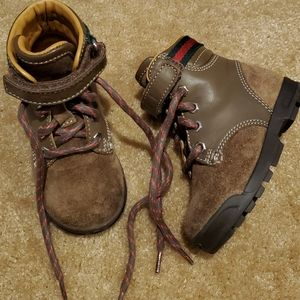 Baby Gucci Boots